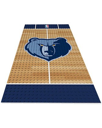(OYO Sports NBA Display Plate Memphis Grizzlies)
