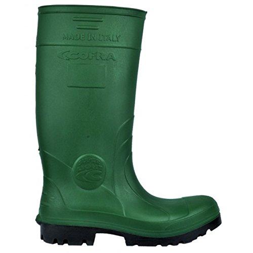 Cofra 00010�?45.w38Größe 38O4CI SRC FO Hunter Sicherheit Schuhe–Grün