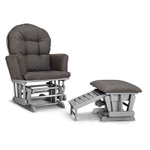 Graco Parker Semi-Upholstered Glider