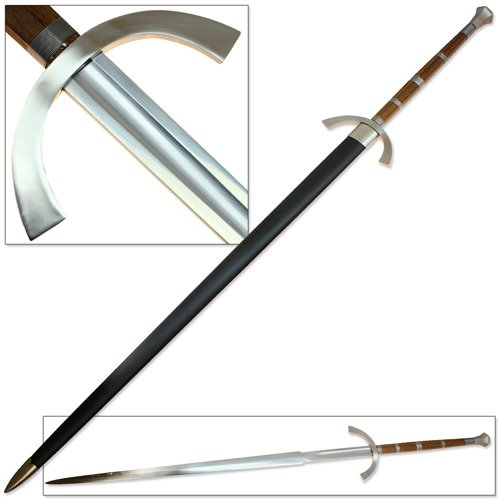 - Cold Two Handed Great Sword Functional 1060 Forged Steel Claymore by Sugoi Steel