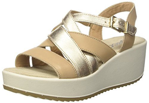 IGI WoMen Dcd 11765 Platform Sandals Grey (Platino 33)