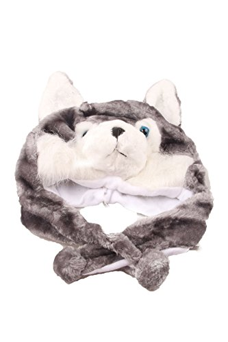 Himine Halloween Costumes Warm Little Wolf Hat For