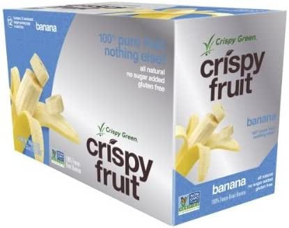 Dried Fruit & Raisins: Crispy Fruit All Banana