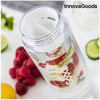 InnovaGoods IG116769 Botella con Filtro para Infusiones, Unisex ...