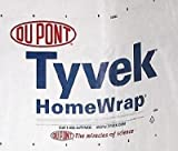 Dupont Tyvek Ground Sheet Tarp 8 X 8 ft Tent Footprint w/ 4 H.D. White Adhesive Grommet Tabs By Campcovers of Mn