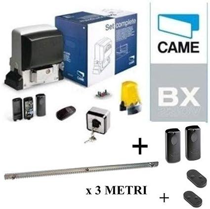 Came 001U2313 + 001DIR10 - Kit de automatización para puertas ...