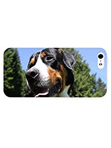 3d Full Wrap Case For Sam Sung Note 2 Cover Animal Greater Swiss Mountain Dog83