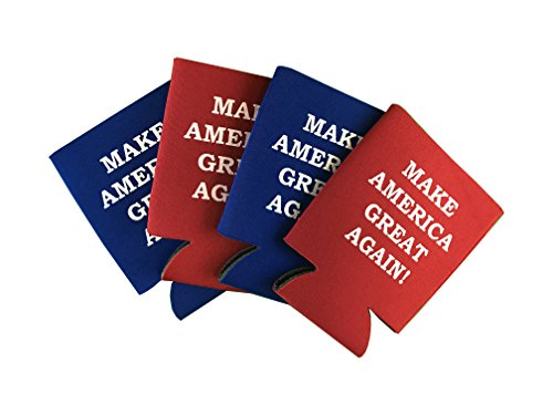 Donald-Trump-Make-America-Great-Again-Red-Blue-Can-Cooler-4-pack