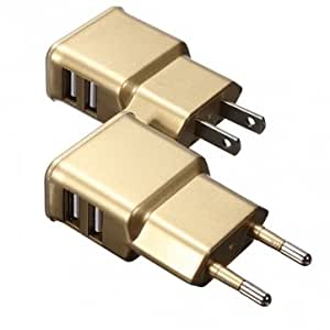 2A EU US USB AC Charger Power Adaptor For iPhone Smartphone Device --- Adaptor:US