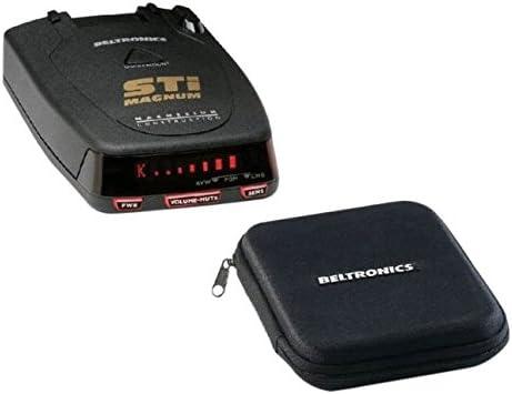 Beltronics 015007-6 STi Magnum Radar Detector 0150007-6