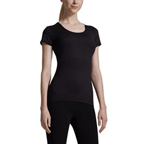 32 Degrees HEAT Weatherproof Women's Short Sleeve Scoop Neck Large
