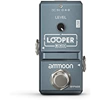 ammoon AP-09 Nano Loop Electric Guitar Effect Pedal...