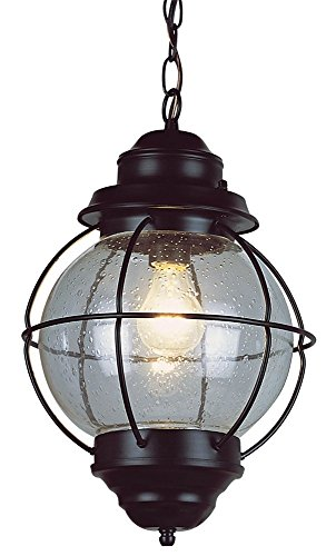 - Trans Globe Lighting 69906 BK Outdoor Catalina 19