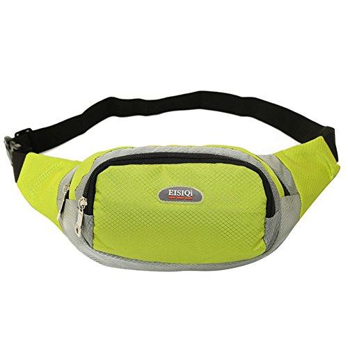 bolsillos de los hombres/Ocio y tiempo libre Deportes montar paquete de pecho/Ejecución del paquete de telefonía/bolso de hombro de múltiples funciones-I F