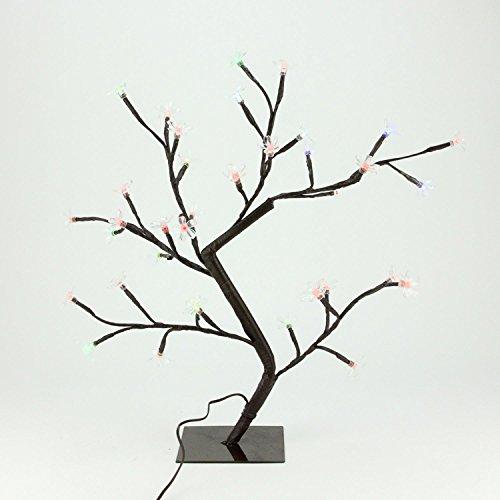"Penn 20"" LED Cherry Blossom Flower Tree Warm White Changi..."
