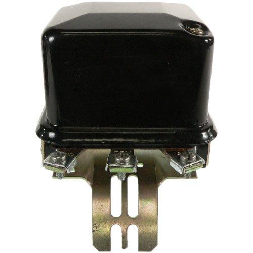 DB Electrical GDR6027 New Voltage Regulator for 6 Volt Positive Gnd For Tractor 1118786, Grx-406, Grx-407 RVR1410 1118786 231-12015 81-1913