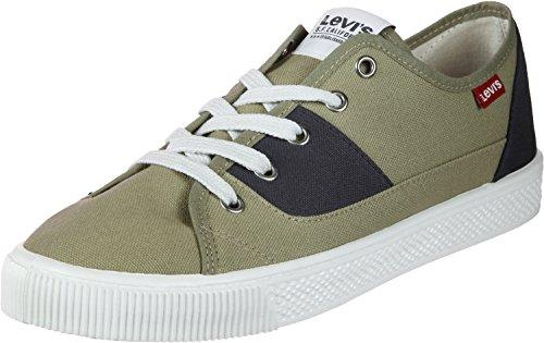 Zapatillas Malibu Levi'S para Hombre Azul Verde BTCx5fwxq