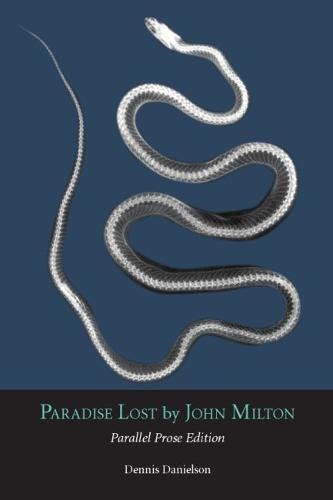 Paradise Lost: Parallel Prose Edition (Broadview Editions)