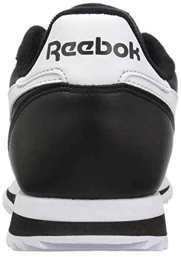 Reebok Herren CL Leder Ripple Low BP Fashion Sneaker Schwarz / Weiß