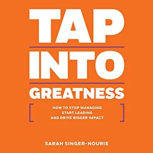 Tap into Greatness Audiobook