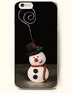 Shani Apple iPhone 6 case 4.7 inches - A Shy Snowman