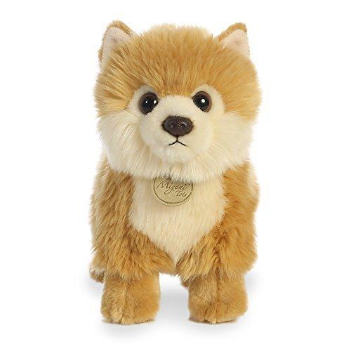 Aurora World Miyoni Tots Pomeranian Puppy Plush by Aurora