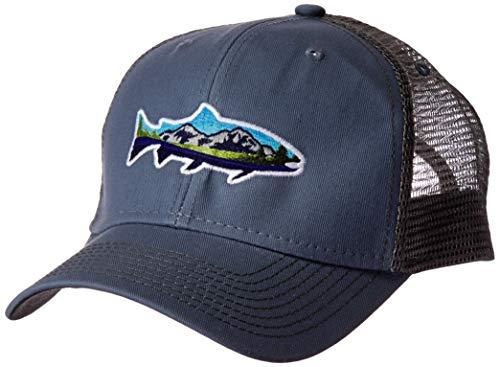 Ouray Sportswear Unisex Sideline Cap, Steel/Dark Grey, Adjustable