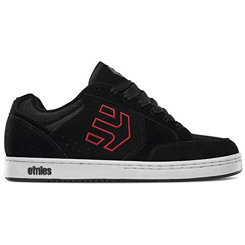 Shoes 595 Sneaker Black Low Top Etnies Men's Swivel wq84Px7f