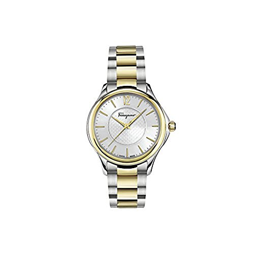 Salvatore-Ferragamo-Womens-Time-Swiss-Quartz-Stainless-Steel-Casual-Watch-ColorTwo-Tone-Model-FFV050016