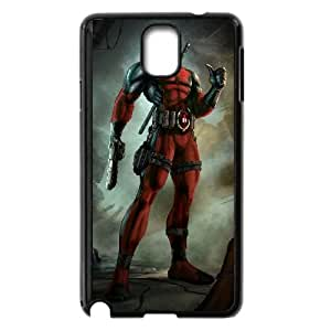 Deadpool Samsung Galaxy Note 3 Cell Phone Case Black PSOC6002625727113