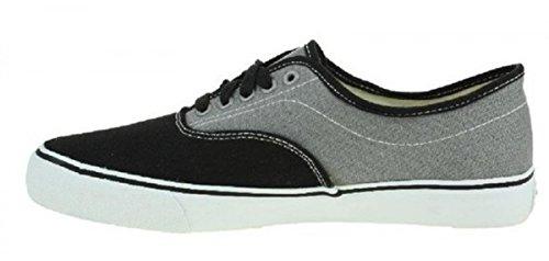 Vision Street Wear Skateboard Schuhe Sciera13 Black/Grey - Sneakers Sneaker Mehrfarbig