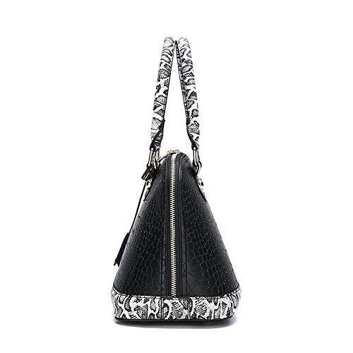 Jessiekervin Tracolla Donna Per Yy3 Borsa Black Black A color ppAaRq