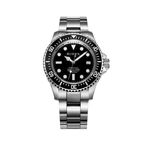 (BLWRX Men's 44mm Diving Automatic Watch 1000m Watch)