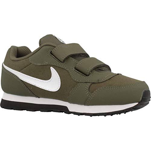 Md Runner 2 Running psv Scarpe Verde Nike Bambino 6qHd76