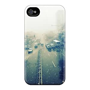 New Arrival Cases Specially Design For Iphone 6 (winter In Town)