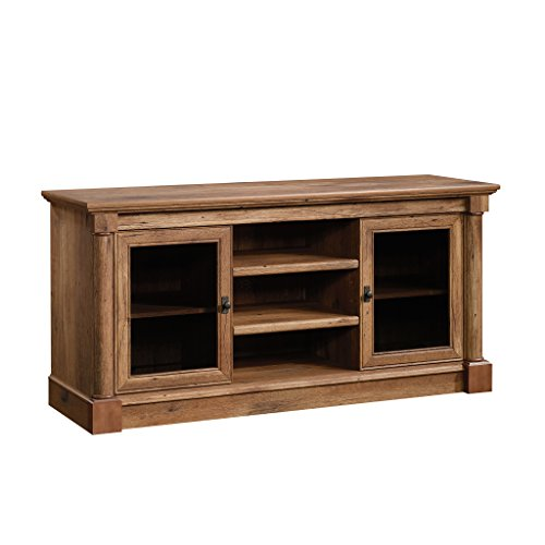 Sauder 420600 Palladia Entertainment Credenza, For TV's up to 60