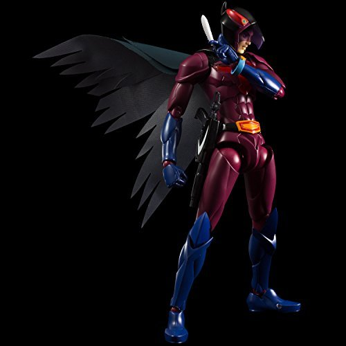 Tatsunoko Heroes Fighting gear Gatchaman G2 No. non-scale PVC & ABS-painted action figure