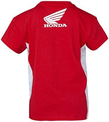 Camiseta para Ni/ños de 2 a 11 A/ños 2018 Honda Team Marc Marquez 93 MotoGP
