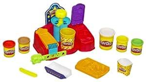 Play-Doh Poppin Movie Snacks - Fábrica de aperitivos