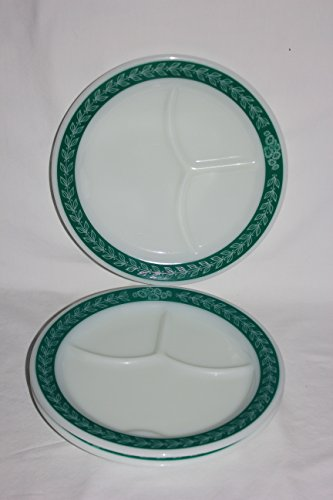 SET OF 3 - Vintage PYREX Corning Tableware