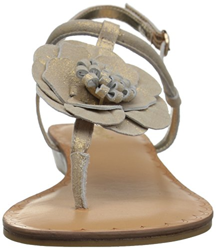Carlos Door Carlos Santana Vrouwen Teagan Sandaal Zonnig Goud