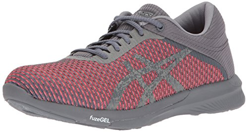 ASICS FuzeX Rush cm Cleaning Shoe - Left Side