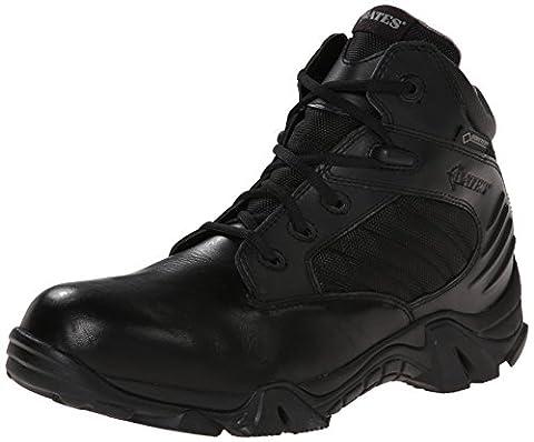 Bates Men's GX-4 4 Inch Ultra-Lites GTX Waterproof Boot, Black, 12 M US - Gore Tex Slip