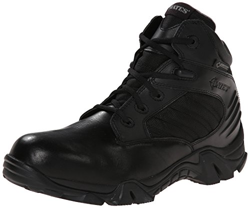 Bates Men's GX-4 4 Inch Ultra-Lites GTX Waterproof Boot, Black, 12 M US by Bates