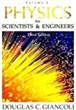 Physics for Scientists and Engineers, Giancoli, Douglas C., 0130290971