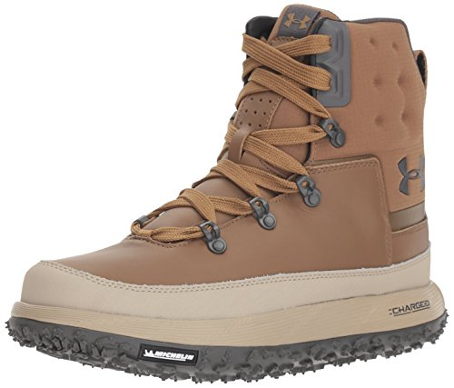 Image of Under Armour Men's Fat Tire Govie Hiking Boot, Coyote Brown (200)/City Khaki, 10