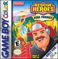 Fisher Price Rescue Heroes: Fire Frenzy