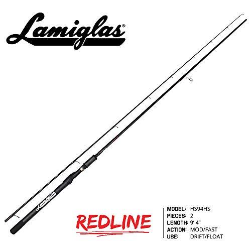 - Lamiglas HS94HS Redline Series Rod