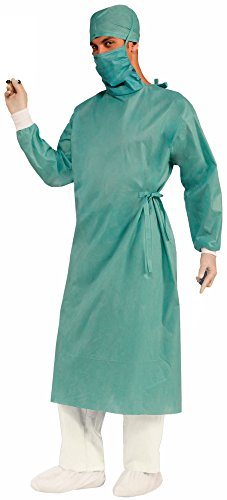 Forum Novelties Men's Master Surgeon Adult Costume