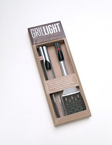 Grillight 1300826 2 Piece Stainless...